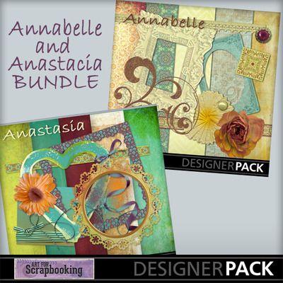 Anastasia and Annabelle