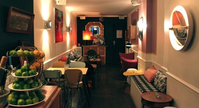Le Rosie   3 rue Muller 18e   Bars   Time Out Paris