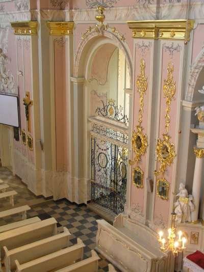 Kosciół pw. św. Marii Magdaleny w Dukli