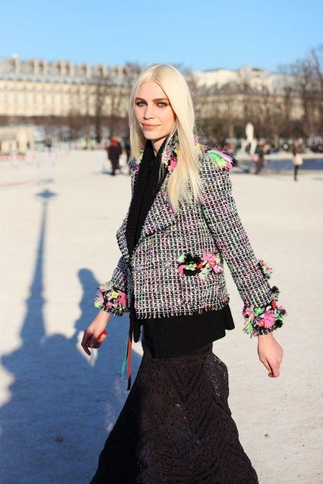 tweed in Paris