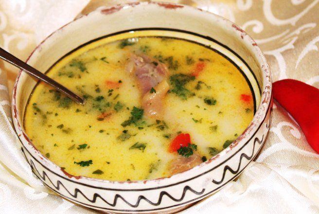 Retete Culinare - Ciorba de potroace a la Radu Anton Roman