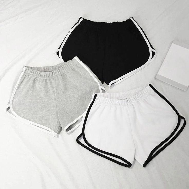 Cotton classic shorts