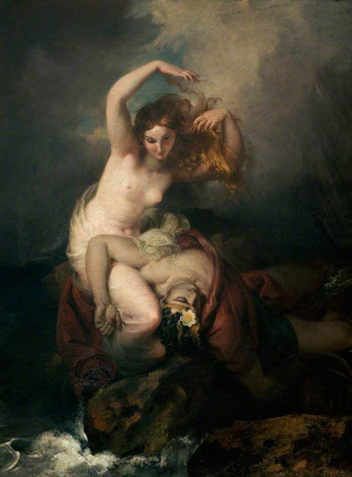Mermaid erotica
