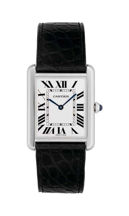 Cartier Tank - always classic , total watch eny