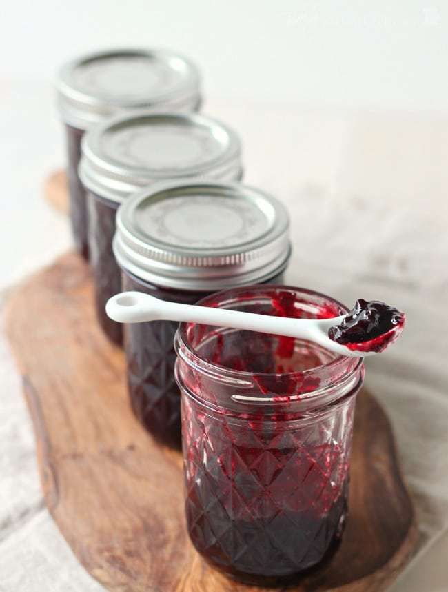Seedless Blackberry Jam, Made Simple | Baking a Moment