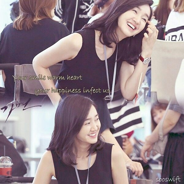 Soo Ae (수애 ) - Miss Korea