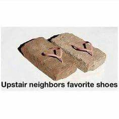 Noisy neighbors...