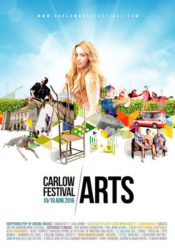 Carlow Arts Festival Reveals 2016 Programme