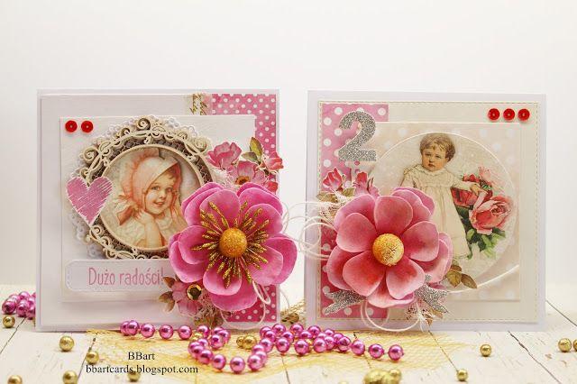 TWÓRCZY POKOIK by BBart: Sweet baby cards