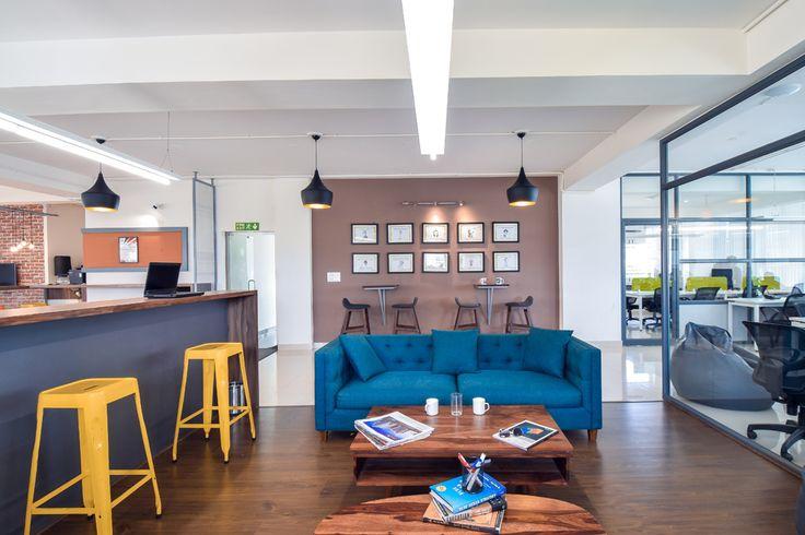 #OfficeInteriorDesign #InteriorDesign Design Arc Interior Designers &  Decorators company specialized in Office Interior Designing