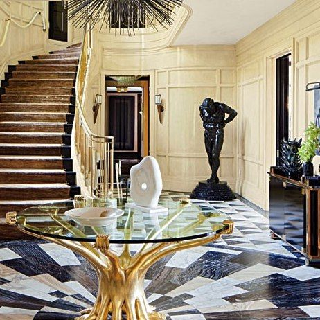 Kelly wearstler designs a bold bel air home architectural digest
