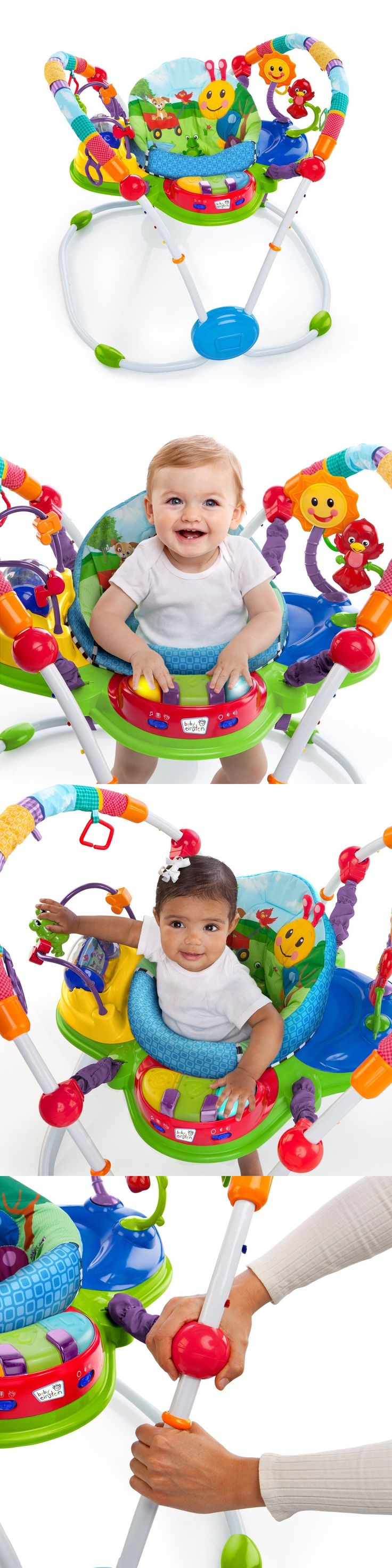 Baby Jumping Exercisers 117032: Openbox Baby Einstein Activity Jumper Special Edition, Neighborhood Friends -> BUY IT NOW ONLY: $88.82 on eBay!