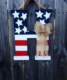 4th of July front door