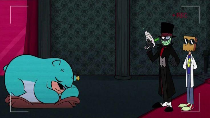 Villanos - Villainous Cap. 3 (Cartoon Network LA) HD 2017 - Latino