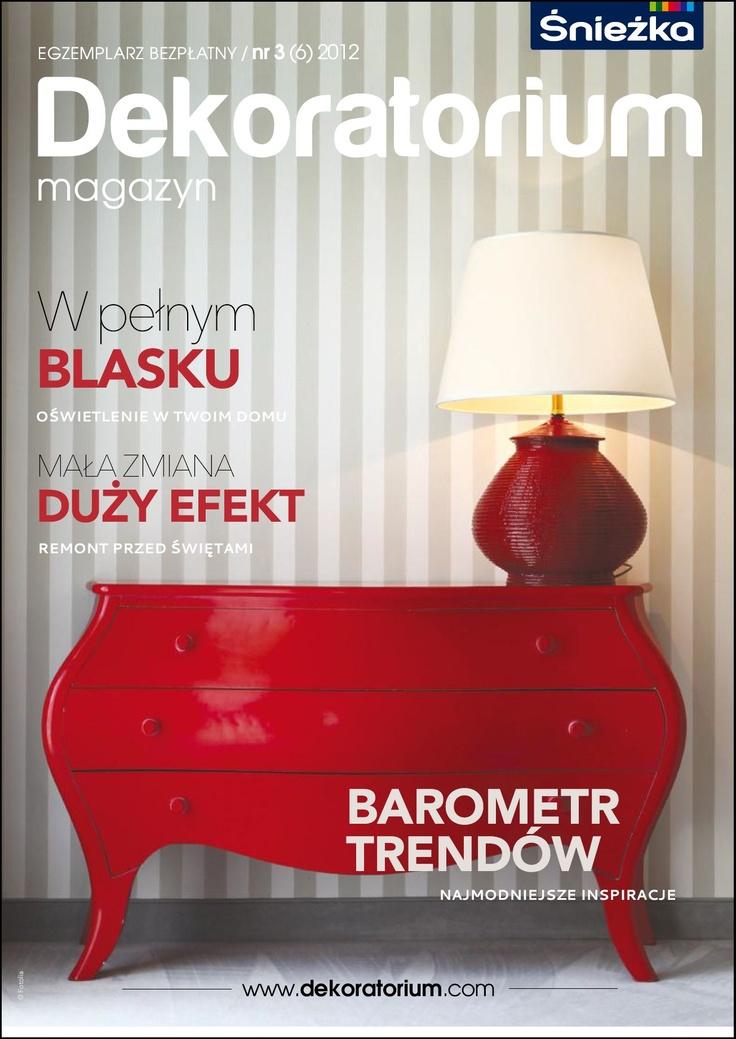 Listopadowe wydanie magazynu Dekoratorium już wkrótce!