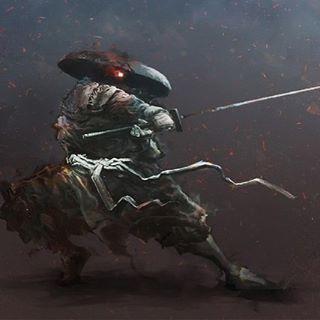 Japanese samurai by unknown artist • • • • • • • • •  #shinobi #assasin #warrior #samurai #manga #ниндзя #katana #art #digitalart #бусидо #japan #bushido #катана #воин #fantasy #blade #Ninja #самурай #Япония #samurai #japan #japanese #japan🇯🇵 #japanesestyle #anime  #animeart #fantasyart#drawings#asian #ronin #ронин