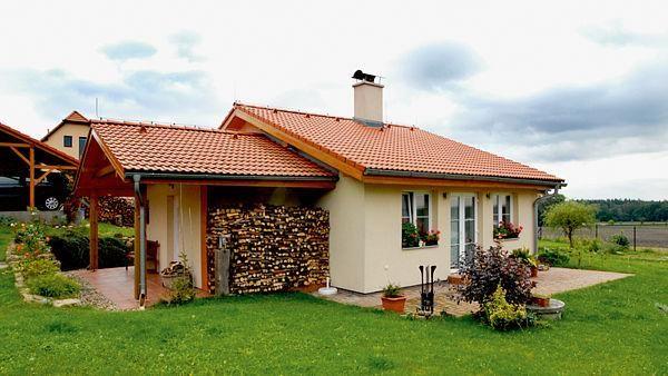 Minimalistické domy - Album uživatelky macik | Modrastrecha.cz