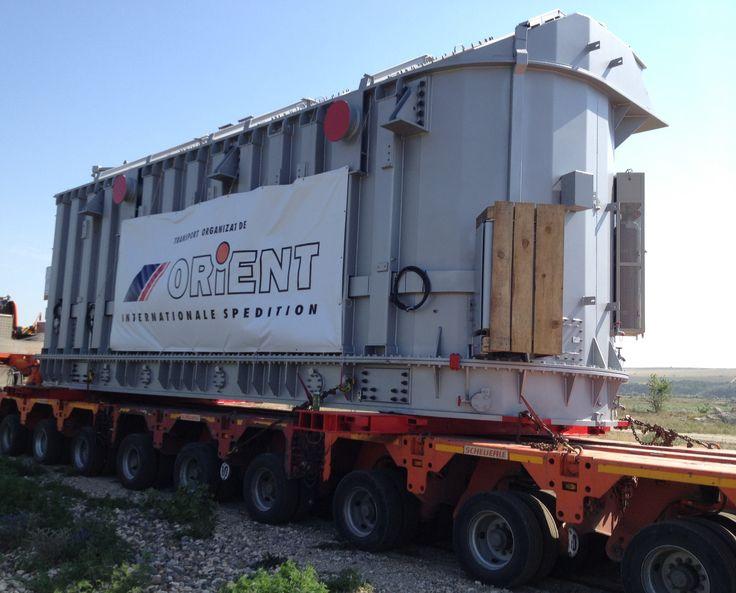 ORIENT Transporturi agabaritice http://www.spedorient.com
