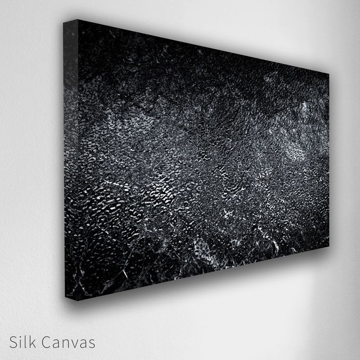 'Silver Black' by NUUN Editions. http://nuun.fi/en/shop/halla-silver-black/