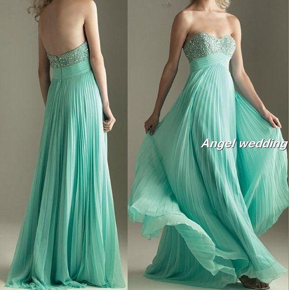 Bridesmaid dress Custom Wedding Dress Vintage by AngelWeddingDress, $188.00
