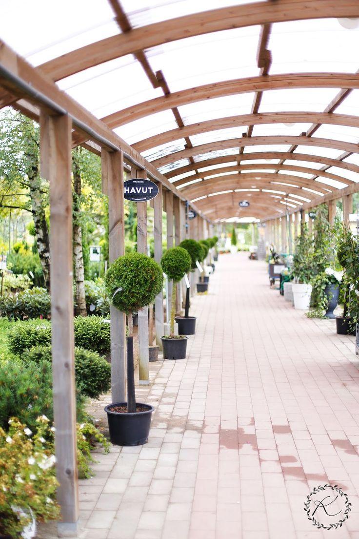 KUKKALA #Viherlassila #gardencentre #puutarhamyymälä