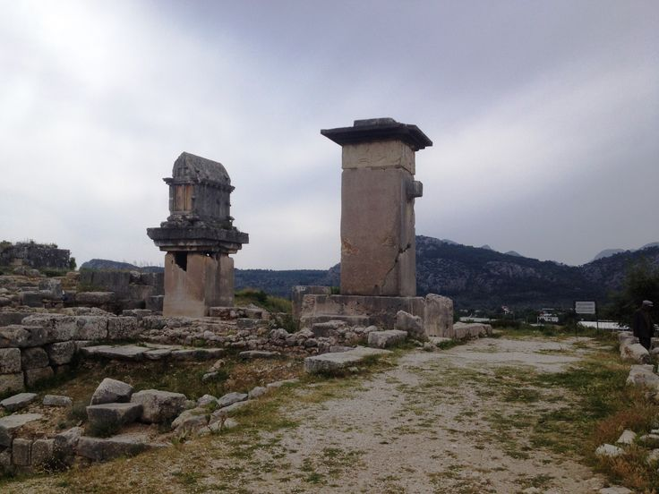 Xantos - Capital of Lycia