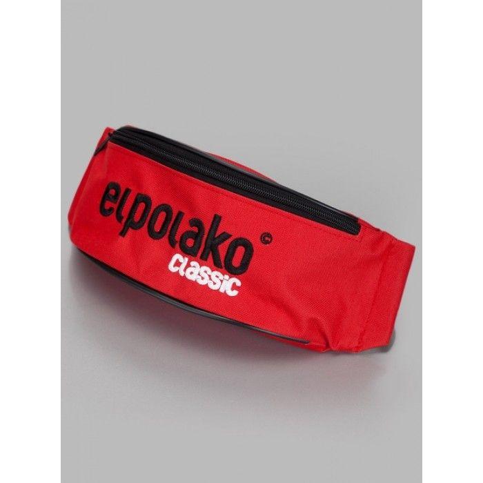saszetka EP Classic czerwona - Akcesoria :: www.el-polako.com