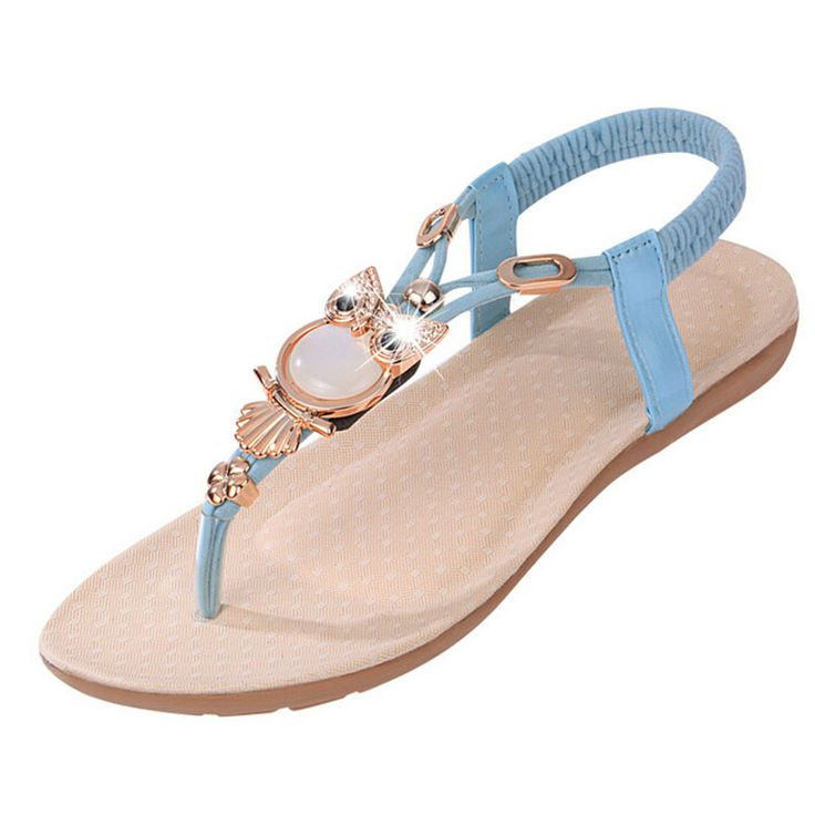 Buy The entire single supply with big small crescent hollow metal wedge  heel toe brush color carved sandals on AliExpress, and share Sandals & Flip  Flops, ...