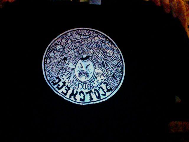 Rare DJ Scotch Egg t-shirt (SIZE L)