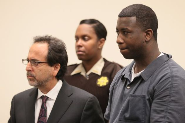 Gucci Mane Facing 20 Years In Prison For Felony Gun Possession