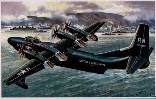 Convair R3Y-1 Tradewind. A Model, 1/72, injection, No.AMU72035. 231,48 GBP.