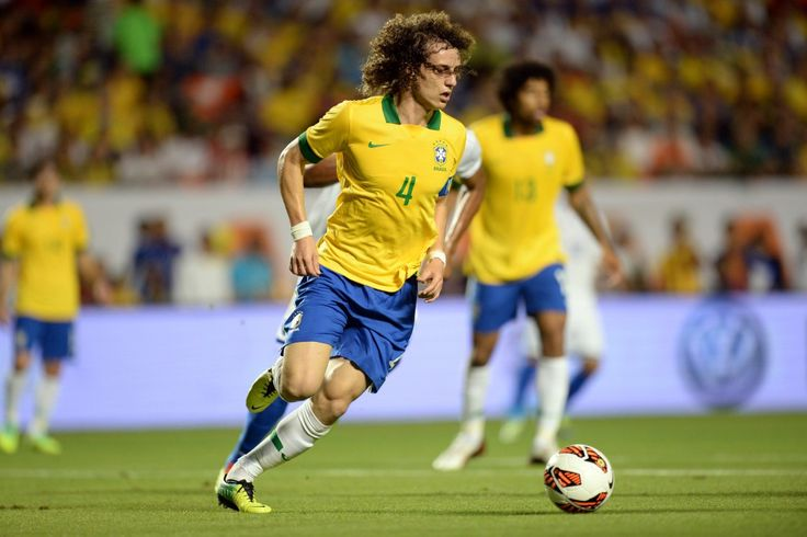 David Luiz Football Player