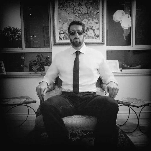 The handsome devil Wade Barrett #Allhailtheking #bnb