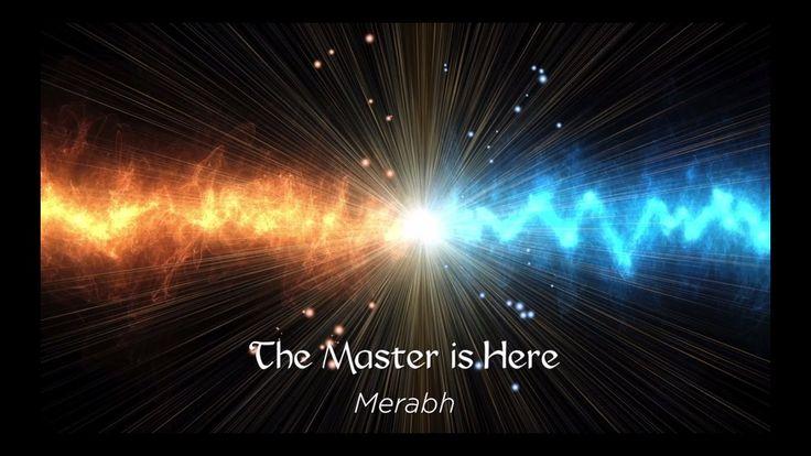 The Master is Here - Merabh with Adamus Saint-Germain