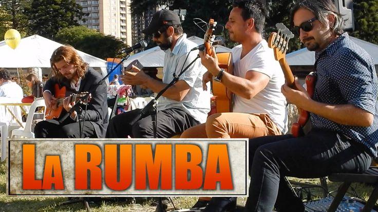 La Rumba - Donde  Esta Mi Amor @ Carlton Gardens,Melbourne