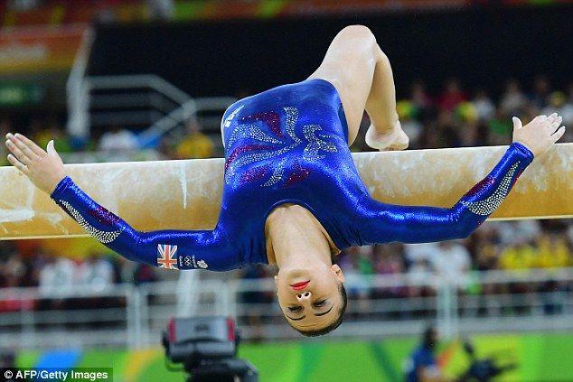 2016 Rio Olympics: Qualifications - Great Britain (Claudia Fragapane)