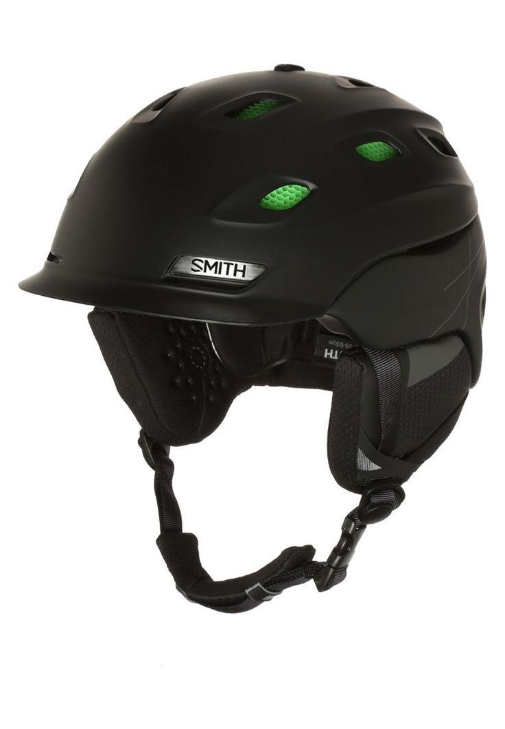 Smith Optics VANTAGE Kask matte black 779.00zł #sport #men #mężczyzna #smith #optics #winter #zima #vantage #kask #matte #black #czarny #męski #sportowy