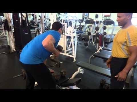 Fitness Trainer - San Francisco DAVID (Video 2)