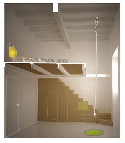 Galerie k příspěvku: Kompletně využitý prostor | Architektura a design | ADG