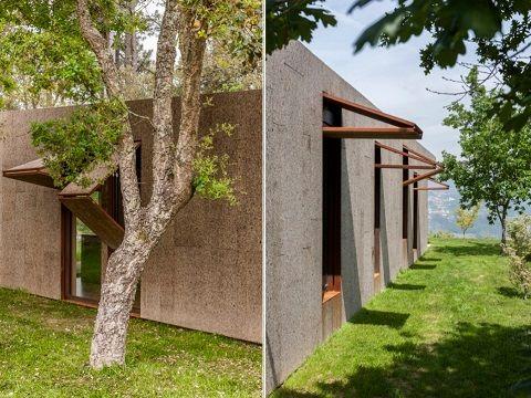 casa entre as árvores - Paula Ribas + Gémeo Luís + Nuno Valentim - 2