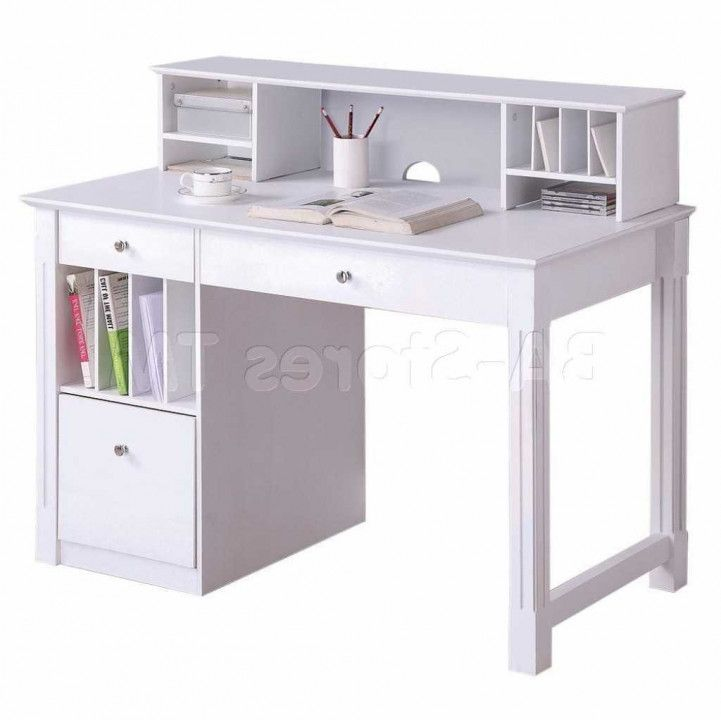 Small White Desks For Bedrooms Best Office Desk Chair Escrivaninha