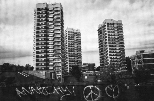 Peckham, London. c.1980
