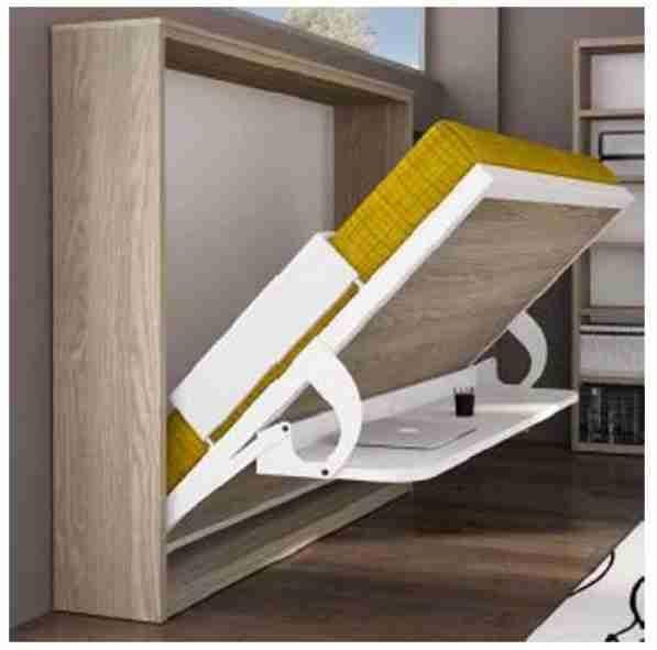 33 Pascher Bureau Escamotable Ikea En 2020 Lit Bureau Lit Escamotable Armoire Lit Escamotable