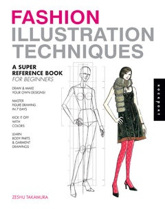 Complete book of fashion illustration 89