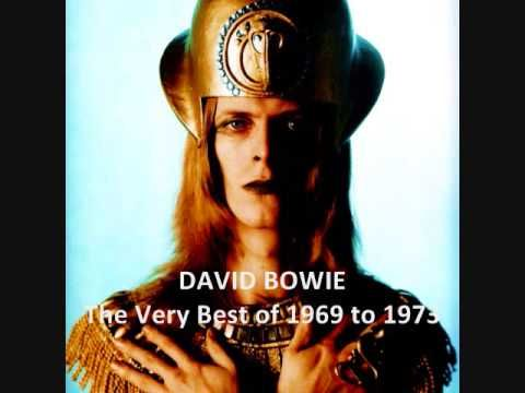 David Bowie - The Very Best of 1969 to 1973 - YouTube