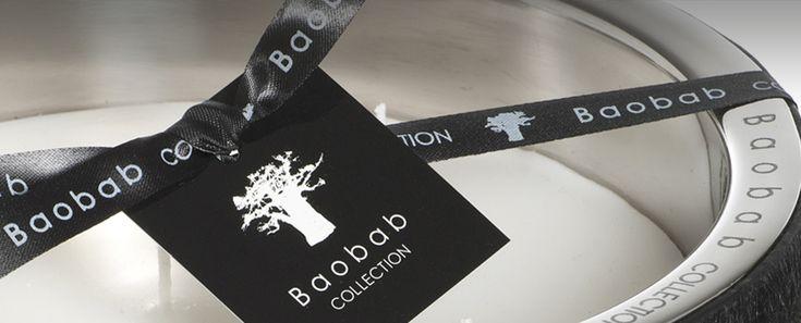De kaarsen van Baobab Collection zijn niet allen bijzonder stijlvol. Iedere serie heeft ook zijn eigen parfum. Heerlijk voor de koude, donkere wintermaanden