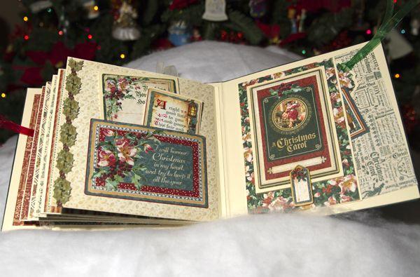 Graphic 45 - A Christmas Carol