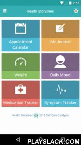 Health Storylines  Android App - playslack.com ,  Health Storylines™ is your personal self-care tool and health journal that lets you use the power of your story to personalize your care, create your own support network, and influence the way medicine cares for people like you in the future. ___________________________________________________________________________Take control of your health journey with these powerful capabilities:• Customize Health Storylines with widgets that match your…