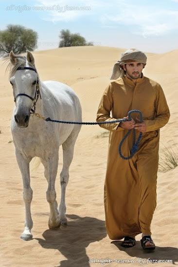 Hamdan bin Mohammed Al Maktoum - Fazza - Dubai Crown Prince