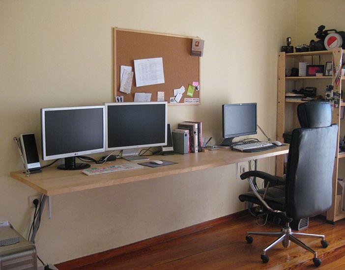 Desk-truss